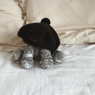 キャラメルベビー&チャイルド(Caramel baby&child )のcaramel 限定ベレー帽【新品 未使用】(帽子)