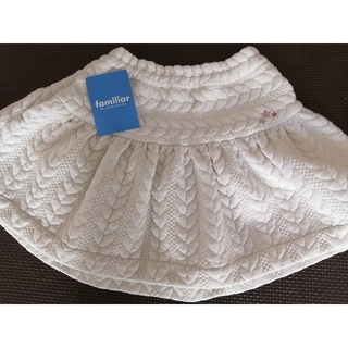 familiar - ファミリアスカート 100サイズ