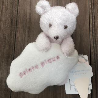 ジェラートピケ(gelato pique)のジェラートピケ♡ベビー用おもちゃ(がらがら/ラトル)