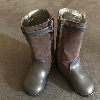 タルティーヌ エ ショコラ(Tartine et Chocolat)のタルティーヌエショコラ ブーツ 15センチ(ブーツ)