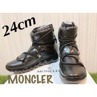 モンクレール(MONCLER)の【レア品】MONCLER 新品 ダウンブーツ(ブーツ)
