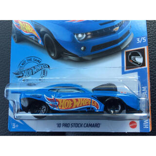 シボレー(Chevrolet)のホットウィール PRO STOCK CAMARO LAUGHLIN カマロ(ミニカー)