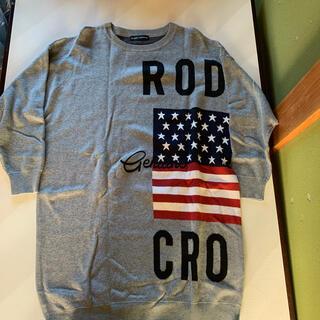 ロデオクラウンズワイドボウル(RODEO CROWNS WIDE BOWL)のRODEO CROWNS 【美品】ニット(ニット/セーター)