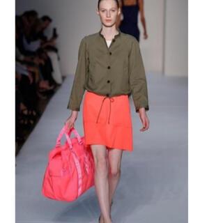 マークバイマークジェイコブス(MARC BY MARC JACOBS)の【超美品】Marc by Marc Jacobs  Lava skirt(ひざ丈スカート)