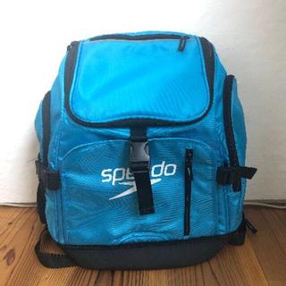 スピード(SPEEDO)のスピード スイマーズリュック M ジャパンブルー(マリン/スイミング)