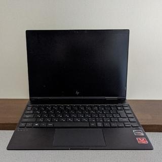 ヒューレットパッカード(HP)のHP ENVY 13 x360 顔認証 タッチパネル式ノートパソコン(ノートPC)