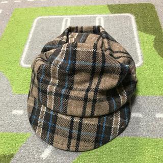サンカンシオン(3can4on)のキャスケット 帽子 キッズ 53(帽子)