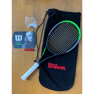 ウィルソン(wilson)のWilson BLADE 98 16×19 V7.0 G3 国内正規品(ラケット)