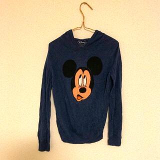 ディズニー(Disney)のLittle ELEVEN PARISミッキー マウスニットパーカー(ニット)