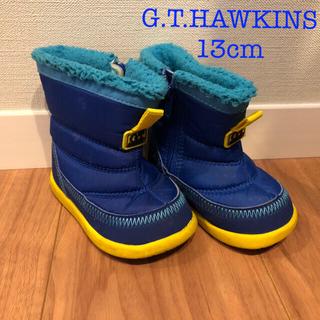ジーティーホーキンス(G.T. HAWKINS)のホーキンス冬ブーツ 13cm(ブーツ)