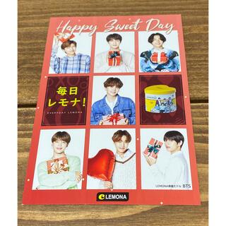 ボウダンショウネンダン(防弾少年団(BTS))のLEMONA BTSポストカード(K-POP/アジア)