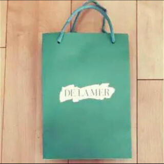 ドゥラメール(DE LA MER)のドゥ・ラ・メール 紙袋(ショップ袋)