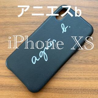 アニエスベー(agnes b.)のiPhoneケース アニエスb (iPhoneケース)