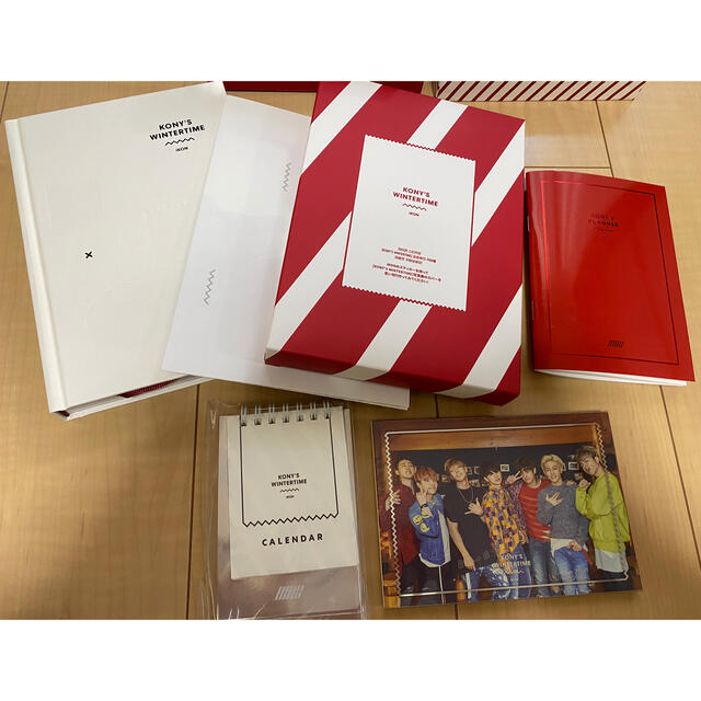 iKON(アイコン)のiKON  KONY'S WINTER TIME エンタメ/ホビーのCD(K-POP/アジア)の商品写真