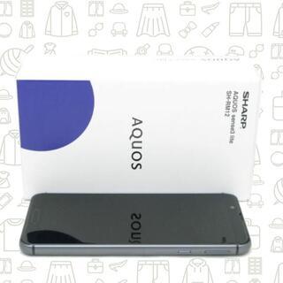 アクオス(AQUOS)の【B】SH-RM12/64/SIMフリー(スマートフォン本体)