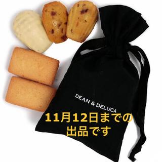 ディーンアンドデルーカ(DEAN & DELUCA)のDEAN&DELUCA ブラックプティフールバッグ 5pcs (菓子/デザート)