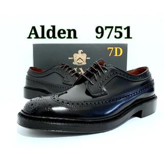 Alden - 新品 ALDEN 9751 7D オールデン コードバン