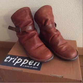 トリッペン(trippen)のトリッペン 37 trippen(ブーツ)