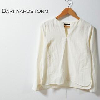 バンヤードストーム(BARNYARDSTORM)のBANYARD STOME バンヤードストーム 襟開シャツ(シャツ/ブラウス(長袖/七分))
