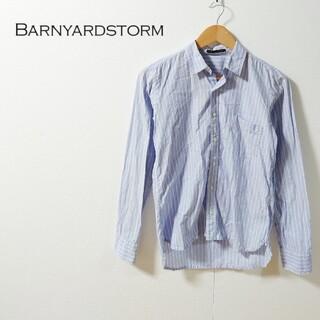 バンヤードストーム(BARNYARDSTORM)のBANYARD STOME バンヤードストーム ストライプシャツ(シャツ/ブラウス(長袖/七分))