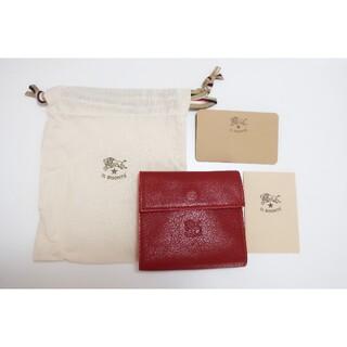 イルビゾンテ(IL BISONTE)の新品◆イルビゾンテ 三つ折財布(折り財布)