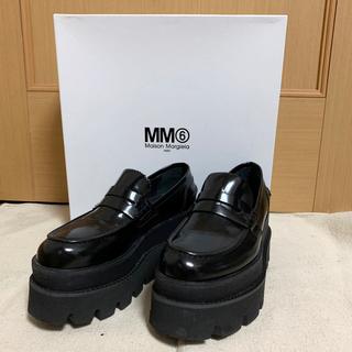 MM6 - MM6 厚底ローファー