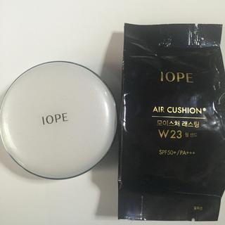 セフォラ(Sephora)のIOPE 新作 新色 日本未発売(ファンデーション)