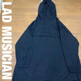 ラッドミュージシャン(LAD MUSICIAN)のLAD MUSICIAN ビッグアノラックパーカー サイズ46(マウンテンパーカー)