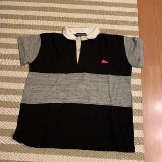 グルービーカラーズ(Groovy Colors)のお値下げ 未着用 groovy colors BIGポロシャツ 140(Tシャツ/カットソー)