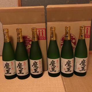 魔王 焼酎 720ml 6本セット(焼酎)