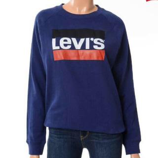 リーバイス(Levi's)のリーバイス  トレーナー s〜M(トレーナー/スウェット)