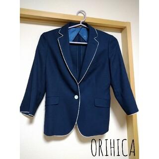 オリヒカ(ORIHICA)のテーラードジャケット 七分袖 夏素材(テーラードジャケット)