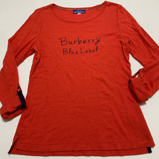 バーバリーブルーレーベル(BURBERRY BLUE LABEL)のバーバリー ブルーレーベル カットソー(カットソー(長袖/七分))