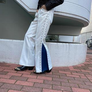 リーバイス(Levi's)のLEVI'S vintage スタッズ スタプレ フレア スラックス パンツ(スラックス)