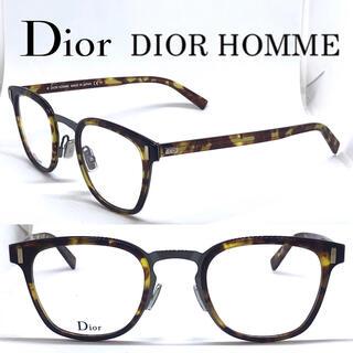 ディオールオム(DIOR HOMME)のDIOR HOMME ディオールオム メガネ BLACKTIE2.0o 086(サングラス/メガネ)
