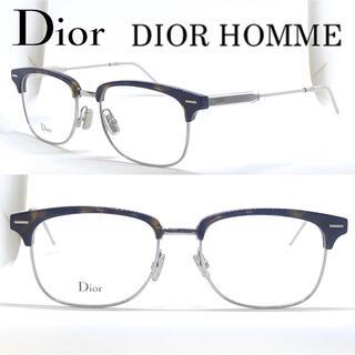 ディオールオム(DIOR HOMME)のDIOR HOMME ディオールオム メガネフレーム DIOR0215 45Z(サングラス/メガネ)