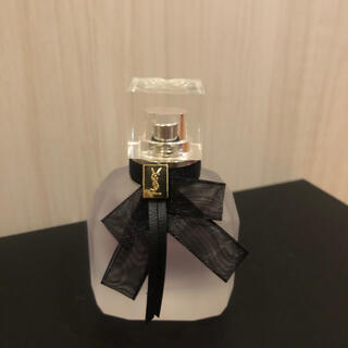 イヴサンローランボーテ(Yves Saint Laurent Beaute)のイヴサンローラン  モン パリ ヘアミスト ヘア用香水(ヘアウォーター/ヘアミスト)