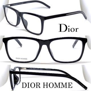 ディオールオム(DIOR HOMME)のDIOR HOMME ディオールオム メガネ BLACKTIE261F 807(サングラス/メガネ)