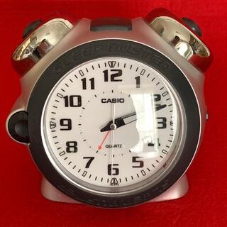 カシオ(CASIO)のCASIO 目覚まし時計 SLEEP  ABUSTER(置時計)
