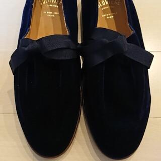 トゥモローランド(TOMORROWLAND)の[新品未使用]希少SOLOVIEREシューズ40(ローファー/革靴)