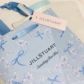 ジルスチュアート(JILLSTUART)のラッピング セット サムシングピュアブルー ジルスチュアート 2020 限定(ラッピング/包装)