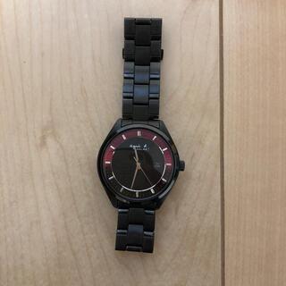 アニエスベー(agnes b.)のアニエスベー(Agnes b) 腕時計(腕時計(アナログ))