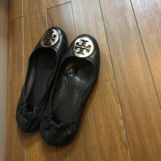 トリーバーチ(Tory Burch)のトリバーチフラットシューズ(ローファー/革靴)