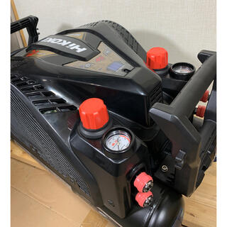 ヒタチ(日立)のHiKOKI エアコンプレッサー EC1445H3(CS) 高圧専用 2年間保証(その他)