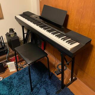 カシオ(CASIO)のCASIO Privia PX-150 スタンド&椅子セット 電子ピアノ 88鍵(電子ピアノ)