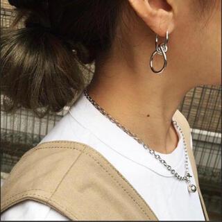 フリークスストア(FREAK'S STORE)のeight pirce-silver-(ピアス)