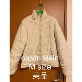 カルバンクライン(Calvin Klein)のcalvin klein  ダウンコート  ダウンジャケット (ダウンジャケット)