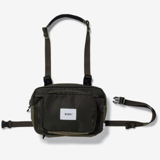 ダブルタップス(W)taps)の新品 Wtaps Bandreel Bag OD(ボディーバッグ)