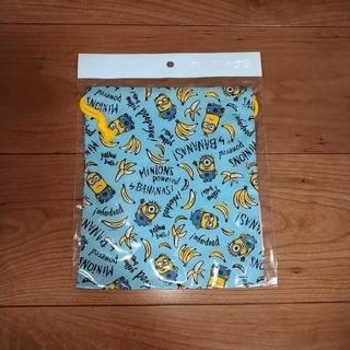 ミニオン(ミニオン)のミニオン 給食袋/コップ袋(巾着)(ランチボックス巾着)
