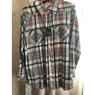 セシルマクビー(CECIL McBEE)のチェックシャツ セシルマクビー (シャツ/ブラウス(長袖/七分))